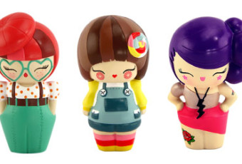 Momiji Dolls Learn About the New Japanese-Style Craze