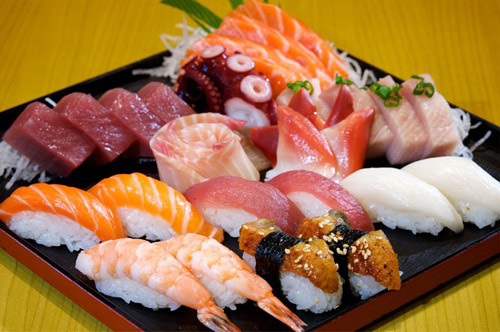 Not All You See Is Sushi
