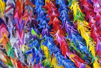 The Colors of Origami – What Does it Mean?