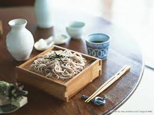 The Japanese Diet and Cold Noodles in the Summer