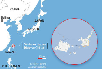 Understanding the China-Japan Island Conflict