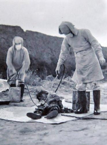 Unit 731 Hushing up Crime Against Humanity!