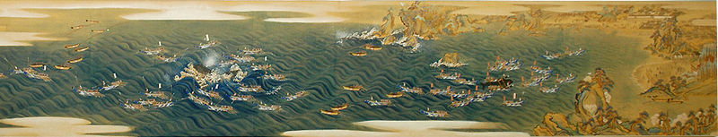Inshore whaling in Taiji, Japan