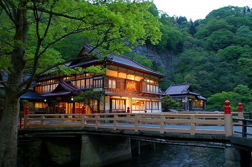 Experience True Japanese Accommodation, Stay at a Traditional Ryokan