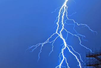 Perth Lightning Show