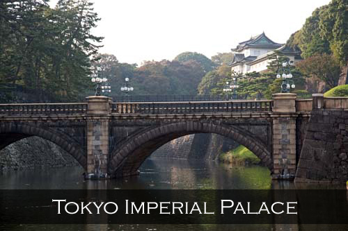 Like a natural reserve surrounded by Tokyo's concrete jungle,the Imperial Palace is home to Japans Emperor and Empress. The castle housed generations of Tokugawa shoguns during the Edo Period (1603-1867), Tokyo Japan