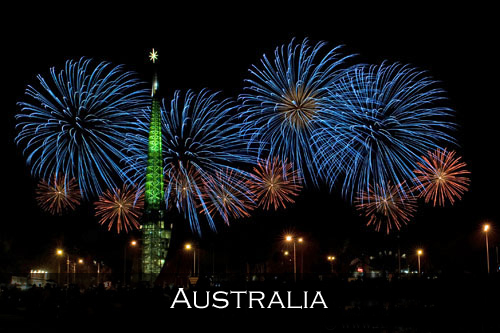 Main menu image link for the Australia stock photography pages and photographs
