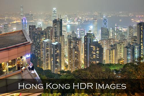 Link to Hong Kong HDR photographs