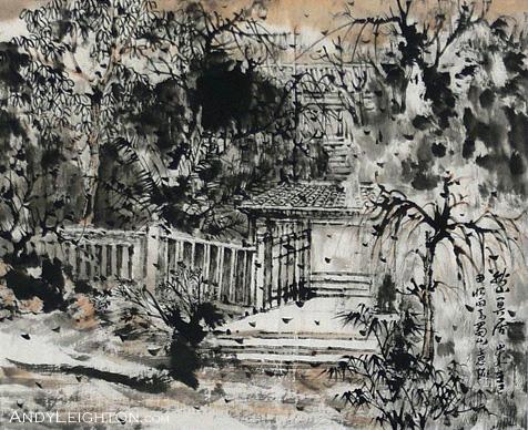 zheng henyu painting-1