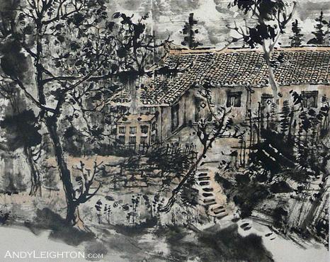 zheng henyu painting-2