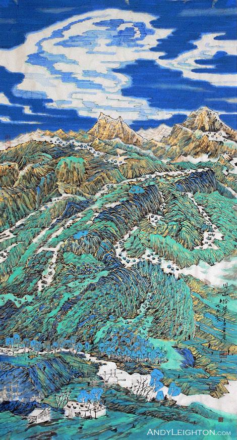 zheng henyu painting-6